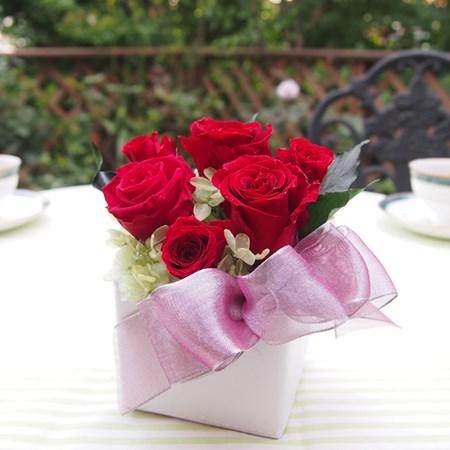 お父様や男性への還暦祝いのお花